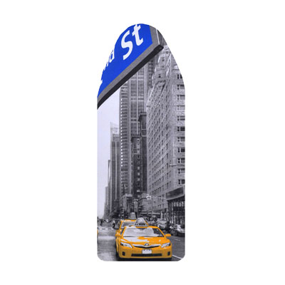 saphare ironing board cover cities large and medium 100 cotton new york large